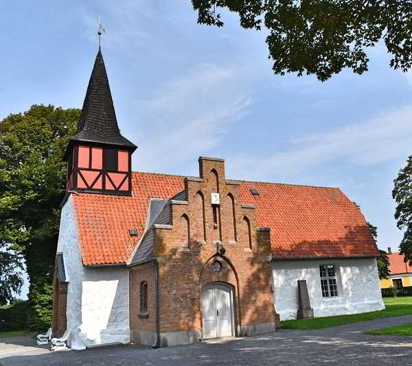 Church In Hasle