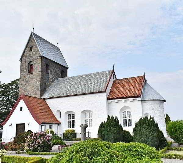 Knuds Church in Knudsker