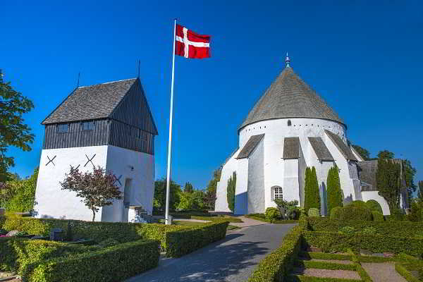 Castles and fortifications on the island of Bornholm
